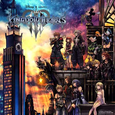 Get Kingdom Hearts 3 FREE Download PS4 Xbox One