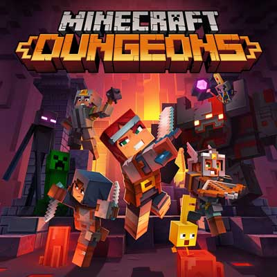 Minecraft Dungeons FREE PS4 Xbox One Steam/PC Nintendo Switch